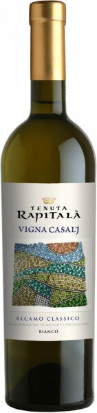 "Вино Tenuta Rapitala, ""Casalj"", Sicilia IGT, 2014"