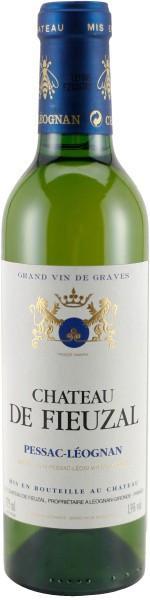 Вино Chateau de Fieuzal Pessac-Leognan AOC (Blanc) 2004, 0.375 л