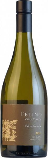 "Вино Vina Cobos, ""Felino"" Chardonnay, 2011"