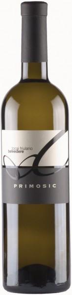 """Вино Primosic, """"Belvedere"""" Friulano, Collio DOC, 2012"""