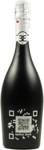 Игристое вино Ca'di Rajo, Epsilon Black Extra Dry Veneto