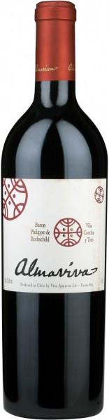 """Вино """"Almaviva"""", 2010"""