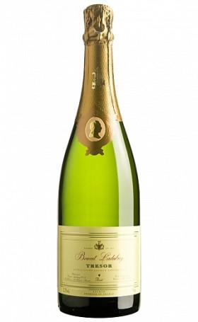 Игристое вино Taille Princesse de Gerard Depardieu Blanc Saumur AOC Brut Vintage 0.75л