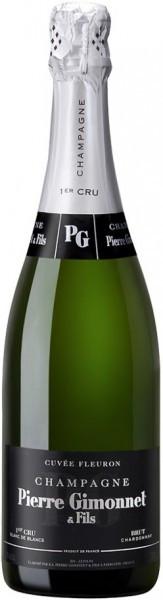 "Шампанское Pierre Gimonnet & Fils, ""Fleuron"" 1er Cru, 2009"