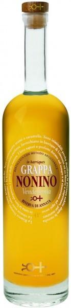 """Граппа Nonino, """"Vendemmia Riserva di Annata"""" in barriques, 2007, 0.7 л"""