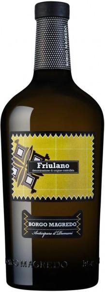 "Вино ""Borgo Magredo"" Friulano, Friuli Grave DOC, 2011"