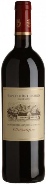 Вино Rupert & Rothschild Classique, 2010