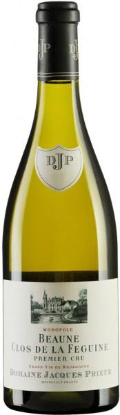 """Вино Domaine Jacques Prieur, Beaune """"Clos de la Feguine"""" Premier Cru, 2007"""