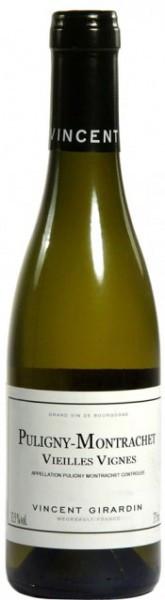 """Вино Vincent Girardin, Puligny-Montrachet """"Vieilles Vignes"""", 2009, 0.375 л"""