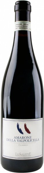 Вино Le Salette, Amarone della Valpolicella DOC Classico, 2012