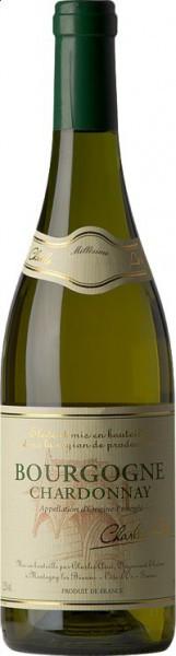 Вино Charles Aine, Bourgogne Chardonnay, 2012
