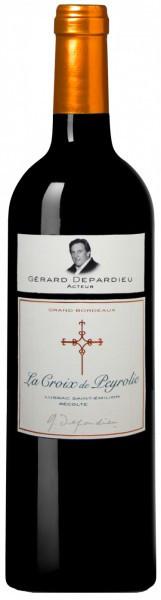 Вино La Croix de Peyrolie AOC, 2004