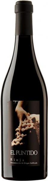 """Вино Vinedos de Paganos, """"El Puntido"""", Rioja DOCa, 2002"""