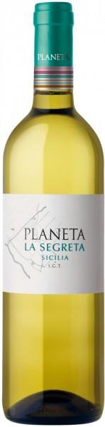 """Вино Planeta, """"La Segreta"""" Bianco, 2014"""