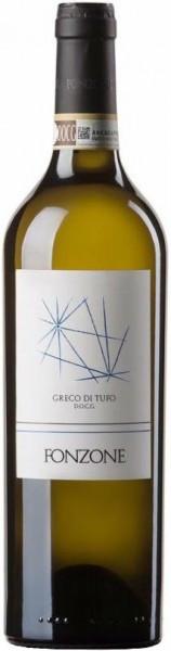 Вино Fonzone, Greco di Tufo DOCG, 2014