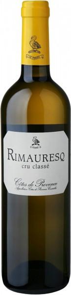 """Вино """"Rimauresq"""" Cru Classe blanc, Cotes de Provence AOC, 2013"""