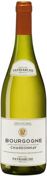 Вино Patriarche, Bourgogne AOC Chardonnay