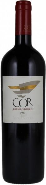 "Вино Alois Lageder, ""Cor Romigberg"", 1999"