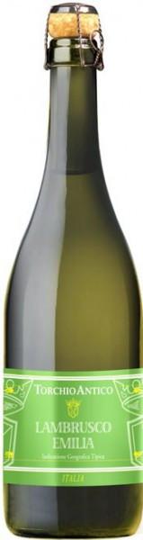 Игристое вино Antica Cantina Boido, Torchio Antico, Lambrusco del Emilia IGT, Bianco