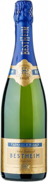 Игристое вино Bestheim, Cremant d'Alsace Brut AOC
