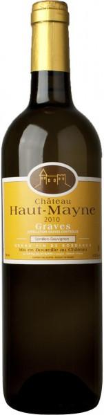 Вино Chateau Haut-Mayne, Graves AOC, 2010