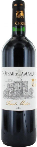Вино Chateau de Lamarque, Haut-Medoc AOC 2006