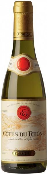 Вино E. Guigal, Cotes du Rhone Blanc, 2015, 0.375 л