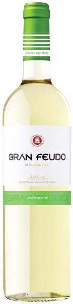 "Вино ""Gran Feudo"" Moscatel, Navarra DO, 2015"