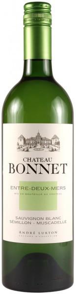 "Вино Andre Lurton, ""Chateau Bonnet"" Blanc, 2015"