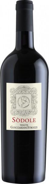 """Вино Guicciardini Strozzi, """"Sodole"""", Toscana IGT, 2011"""