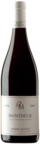 Вино Domaine Pierre Morey, Monthelie AOC, 2006