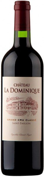 Вино Chateau la Dominique St-Emilion Grand Cru Classe AOC, 2004
