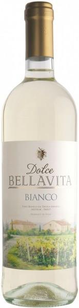 Вино Bellavita Dolce Bianco da Tavola