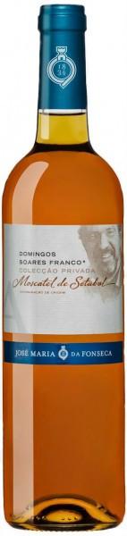 "Вино Jose Maria da Fonseca, ""Coleccao Privada"" Domingos Soares Franco, Moscatel de Setubal DOC (Armagnac)"