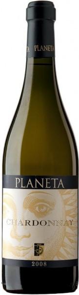 Вино Planeta, Chardonnay, Sicilia IGT, 2008