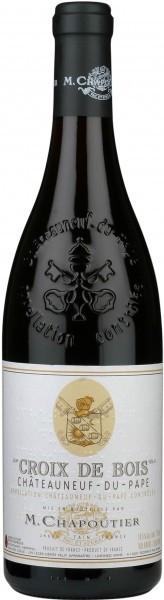 """Вино Chateauneuf-du-Pape """"Croix de Bois"""" AOC, 2006"""
