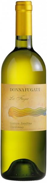 Вино La Fuga Chardonnay Contessa Entellina DOC 2008