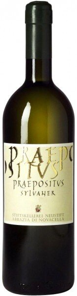 "Вино ""Praepositus"" Sylvaner, Abbazia di Novacella, 2010"