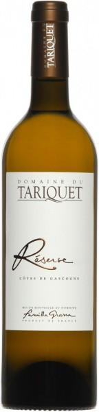 """Вино Domaine du Tariquet, """"Les 4 Reserve"""", Cotes de Gascogne VDP, 2013"""