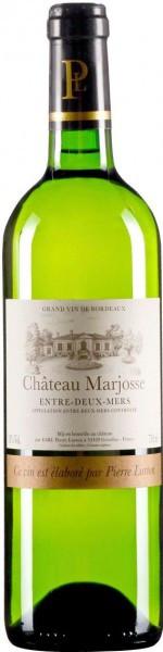 "Вино ""Chateau Marjosse"" Blanc, Entre-Deux-Mers AOC, 2012"