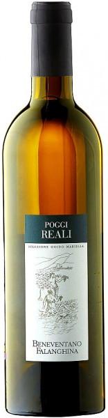 "Вино Guido Marsella, ""Poggi Reali"" Falanghina Beneventano IGT, 2011"