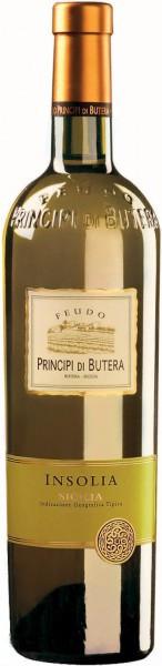 Вино Principi di Butera, Insolia, Sicilia IGT, 2014