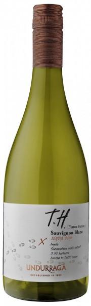 "Вино Undurraga, ""T. H."" Sauvignon Blanc, Leyda Valley, 2014"