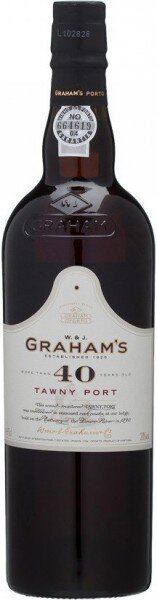 Вино Graham's 40 Year Old Tawny Port