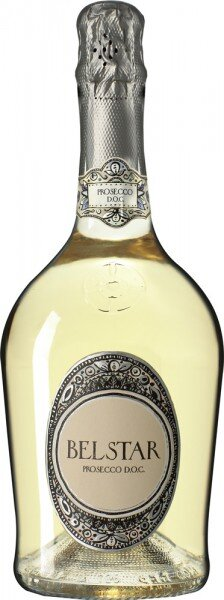 "Игристое вино ""Belstar"" Prosecco DOC Brut, 0.375 л"