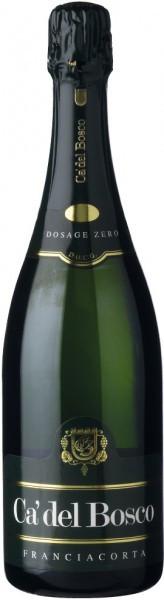 "Игристое вино ""Dosage Zero"" Franciacorta DOC, 2001"