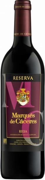 Вино Marques de Caceres, Reserva, 2010