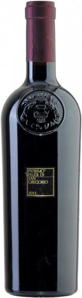 "Вино Feudi di San Gregorio, ""Patrimo"", 2011"