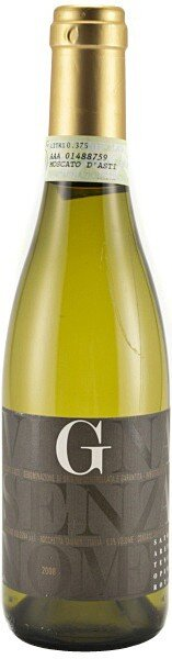 """Игристое вино """"Vigna Senza Nome"""" Moscato d'Asti DOCG, 2012, 0.375 л"""