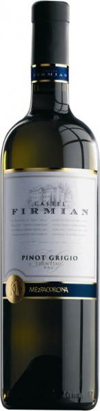 "Вино ""Castel Firmian"" Pinot Grigio, Trentino DOC, 2014"